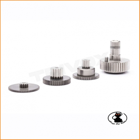 Replacement  gear set  for SRT BH927S/R servo