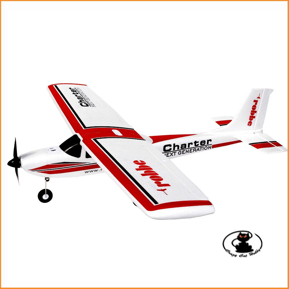 Robbe Charter NXG Trainer model aircraft PNP