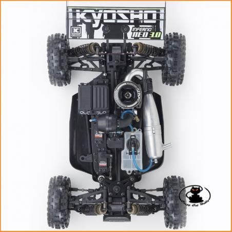 Kyosho Inferno NEO 3.0 READYSET - NEW Orange Color 2020 !  K.33012T3