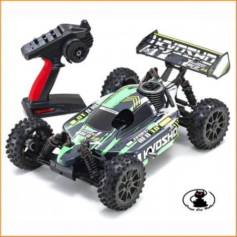 Kyosho Inferno NEO 3.0 READYSET - NEW Green Color 2020 !  K.33012T4