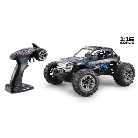 1:16 Sand Buggy X-TRUCK black/blue 4WD RTR - Absima 16006