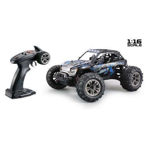 Sand Buggy X-TRUCK Nero-Blu 4WD RTR - 1:16 - Absima 16006
