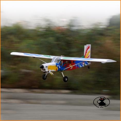 "Scale airplanes Pilatus PC-6 ARF 46 ""BIRD"" 158 cm wing span EP GP models - VQ Model - VQA0371"