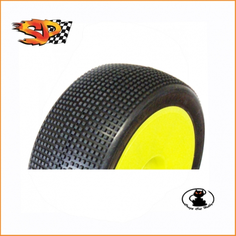 "Sp Racing MICROPIN ""A"" tires preglued (1 pair) SP09320MRM"