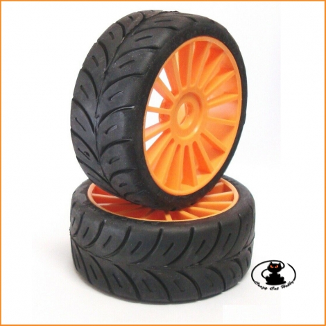 Gomme 1:8 Rally Game GT Sport ( 2 ruote )