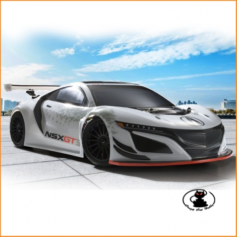 Acura NSX GT3  1:10 RTR - EP - Fazer Mk2 - Kyosho 34421 + Battery and USB charger