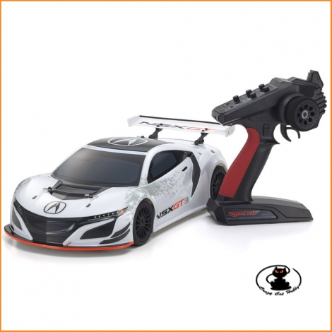 Honda NSX GT3  1:10 RTR - EP - Fazer Mk2 - Kyosho 34421 + Battery and USB charger