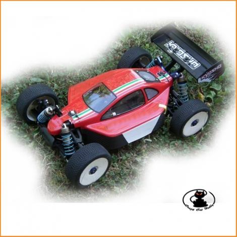 Carrozzeria Buggy 1/8 Compatibile Kyosho NEO 3.0 - Inferno 7.5