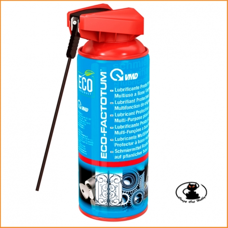VMD Eco Factotum 300 Ml. Sbloccante Lubrificante Protettivo Vegetale
