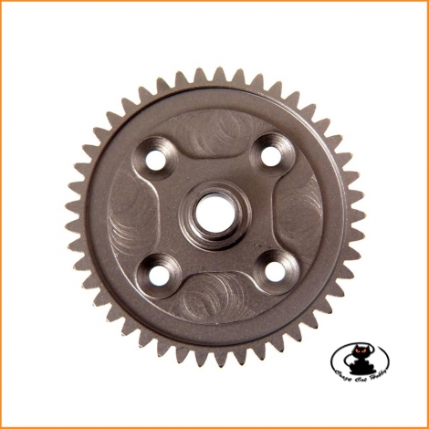 E2267 Spur Gear 45T HTD MBX8 / 8T Mugen Seiki
