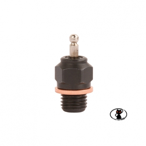 Glow plug Rossi R2 for glow engines - Hot