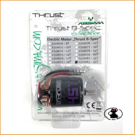 Electric motor Thrust B Spec 45T - Absima - 2310083 - for Crawler Scaler