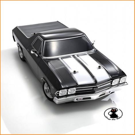Chevy® El Camino® SS396® Tuxedo Nera - Fazer MK2 Kyosho 34419T1