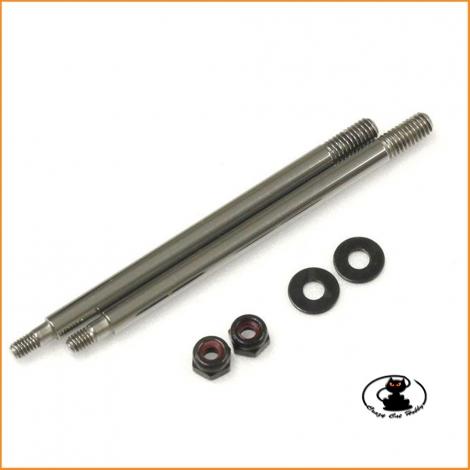 IF484-02 Shock Shaft 57 mm Kyosho Mp10-TKI2