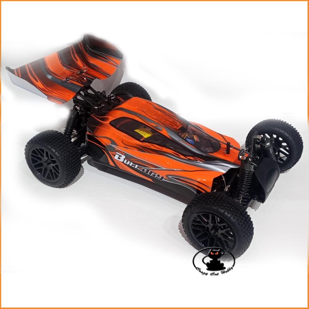 "BUGGY EVO 1/10 RTR BRUSHED  Orange - ""BLACK BULL"" 1:10 - BB94307"
