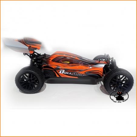 "BUGGY EVO 1/10 RTR BRUSHED  Orange - ""BLACKBULL"" 1:10 - BB94307"