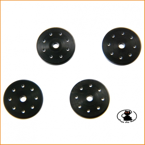 E2535 Damper Piston 1.2 mm 8 Hole - Mugen MBX8 MBX7R MGT