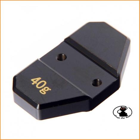 E2420 Balance Weight 40 Gr. Mugen MBX8 / 7R / 7TR