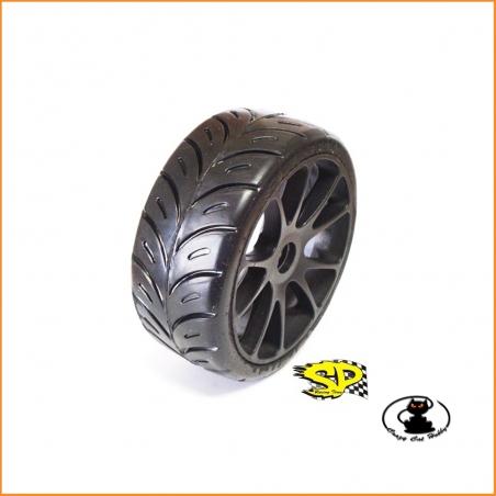 Racing Tires 1:8 Rally Game GT RADIALS R4 Medium