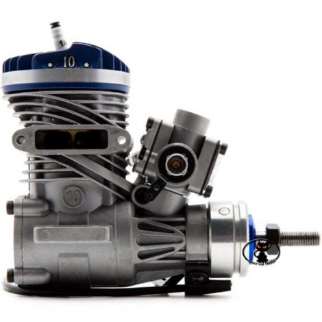 333275-094EVOE10GX2 - Motore a scoppio benzina 2 tempi 10 cc Evolution 10GX2 con pompa