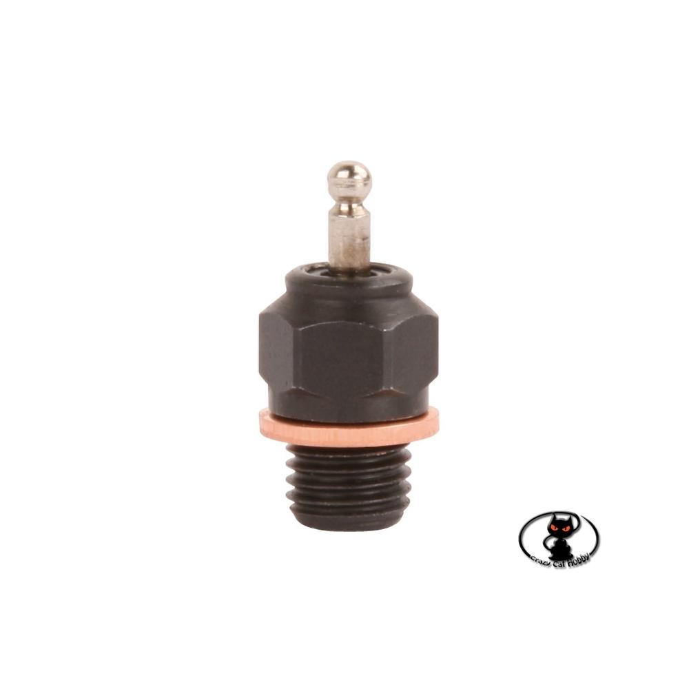 335048-R5 La candela per motori glow rossi R5 , tra le migliori candele per motori , utilizzabile su auto motorizzate Glow