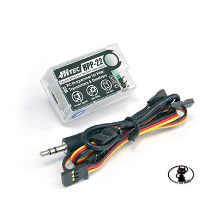 44470 HITEC HPP-22 interfaccia USB