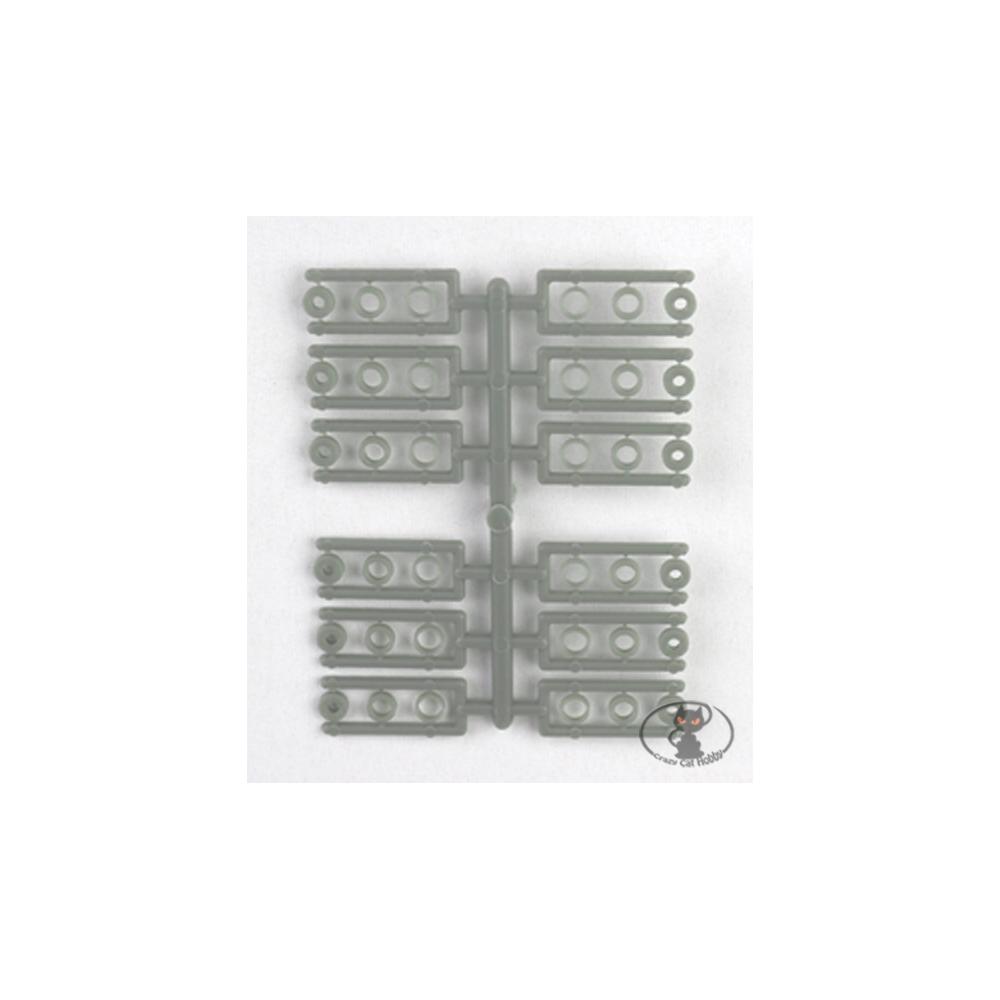 """Anelli adattatore per foro eliche APC , adattano il foro delle eliche elettriche fino ad 8"""" all' albero del vostro motore."""