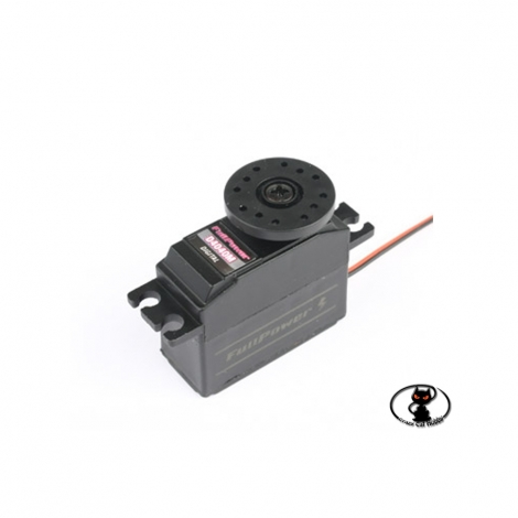 447589 Fullpower D4040M is a mini digital servo control with metal gears