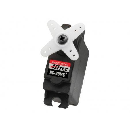 32085 HS-85BBMG microservo Hitec con ingranaggi in metallo