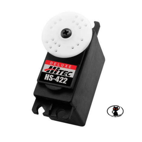 31422S / CCH045 Hitec HS-422 Economical and quality standard servo