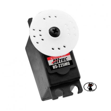 32225S Il servocomando Hitec HS-225MG mini analogico