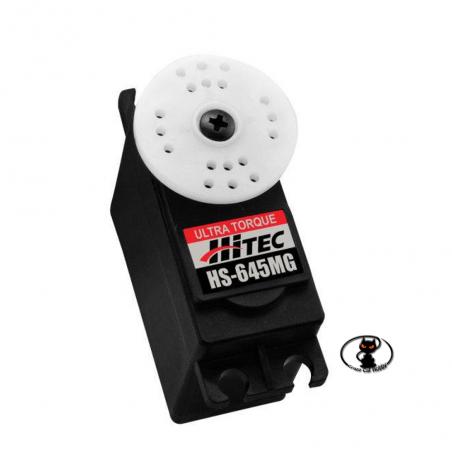32645S HS-645MG è uno dei servi più popolari di Hitec
