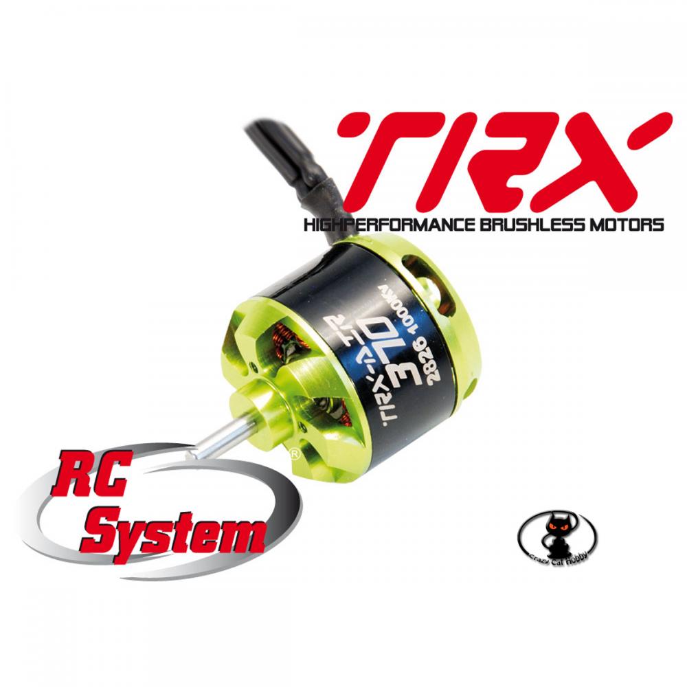 RCM0A0004 RCS TRX class 400 brushless motor