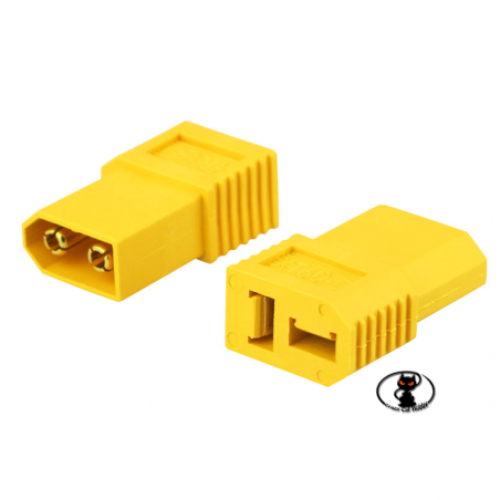 600269 XT60 - deans adapter for XT 60 connectors on DEANS